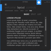 Modern UI for WPF Templates - Visual Studio Marketplace